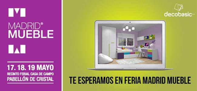 Te esperamos en feria madrid mueble 2016 for Feria del mueble de madrid