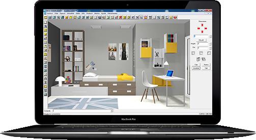 Programa de dise o de muebles 3d deco design aca espa a for Programa diseno muebles