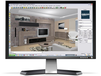 Deco basic programa inform tico de dise o de muebles en 3d for Software diseno de interiores gratis