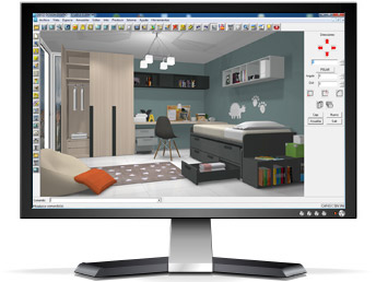 Deco design programa de dise o de muebles en 3d for Programa decoracion interiores gratis