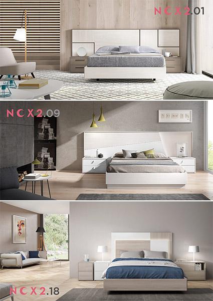 Nuevo cat logo informatizado muebles hermida nox2 for Muebles hermida