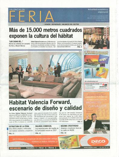 Noticias aca espa a feria internacional del mueble de for Feria del mueble de madrid